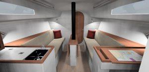 J99 Profile interieur
